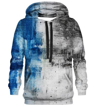 Blue Wall hættetrøje