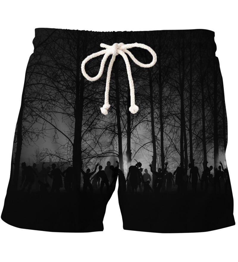 They are coming swim shorts