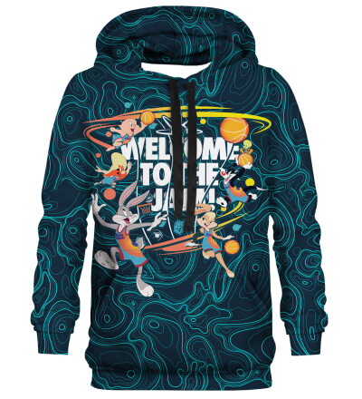 Welcome to the Jam hoodie