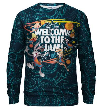 Welcome to the Jam sweatshirt