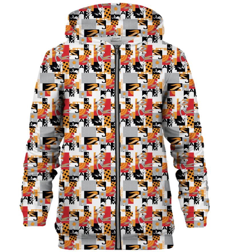 Let's Jam zip up hoodie