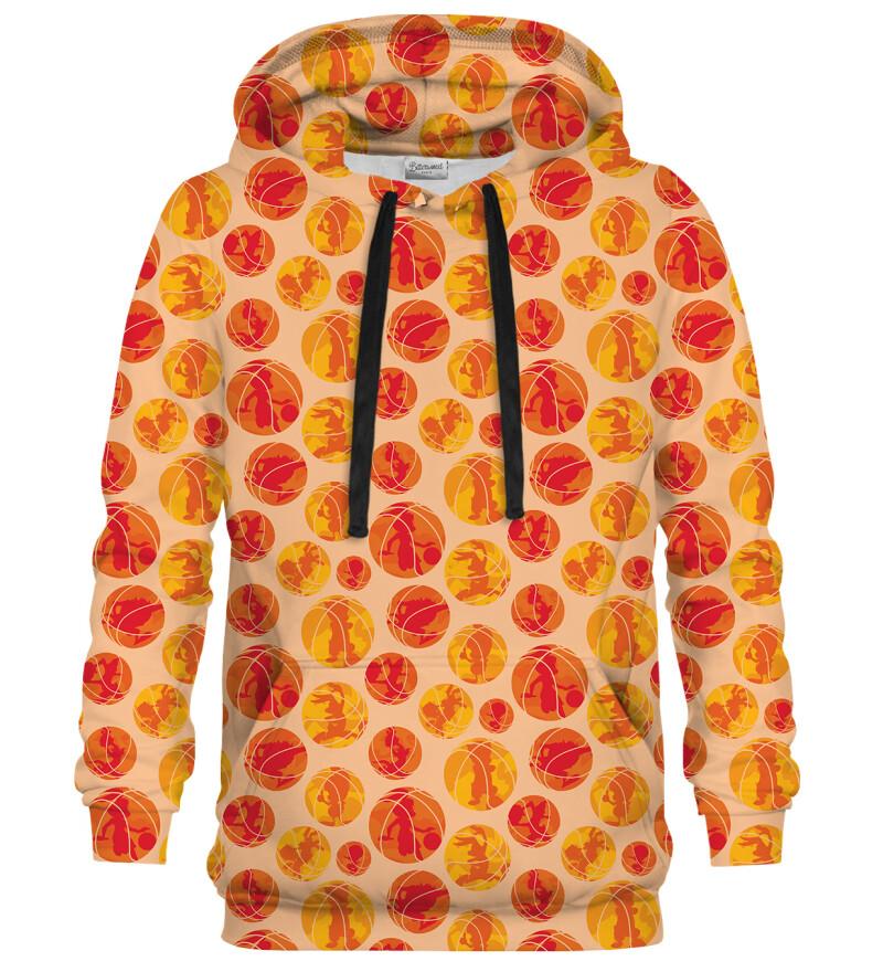 Basketball Pattern hoodie