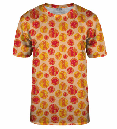 Basketball Pattern t-shirt