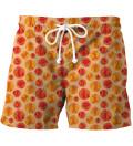 Basketball Pattern swim shorts