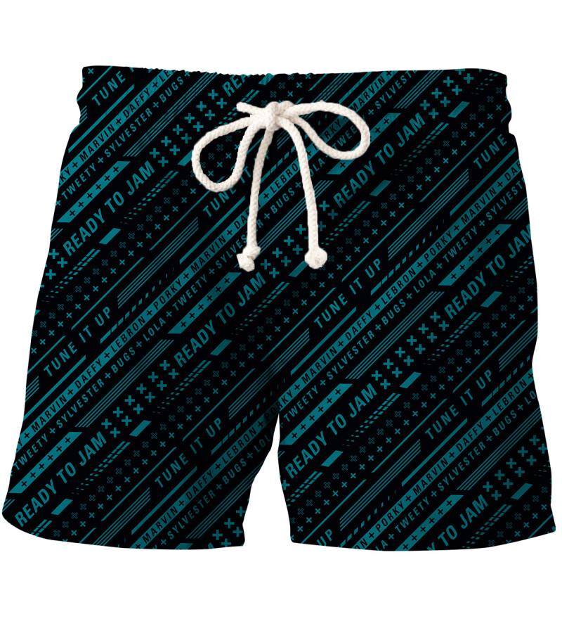 Ready to Jam swim shorts