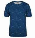 Tune Squad Pattern t-shirt