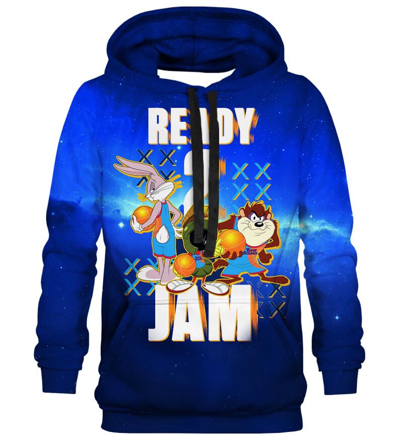 Bluza z kapturem Space Jam