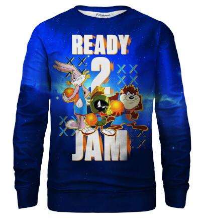 Space Jam bluse med tryk