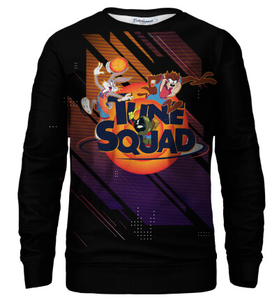 Tune Squad bluse med tryk