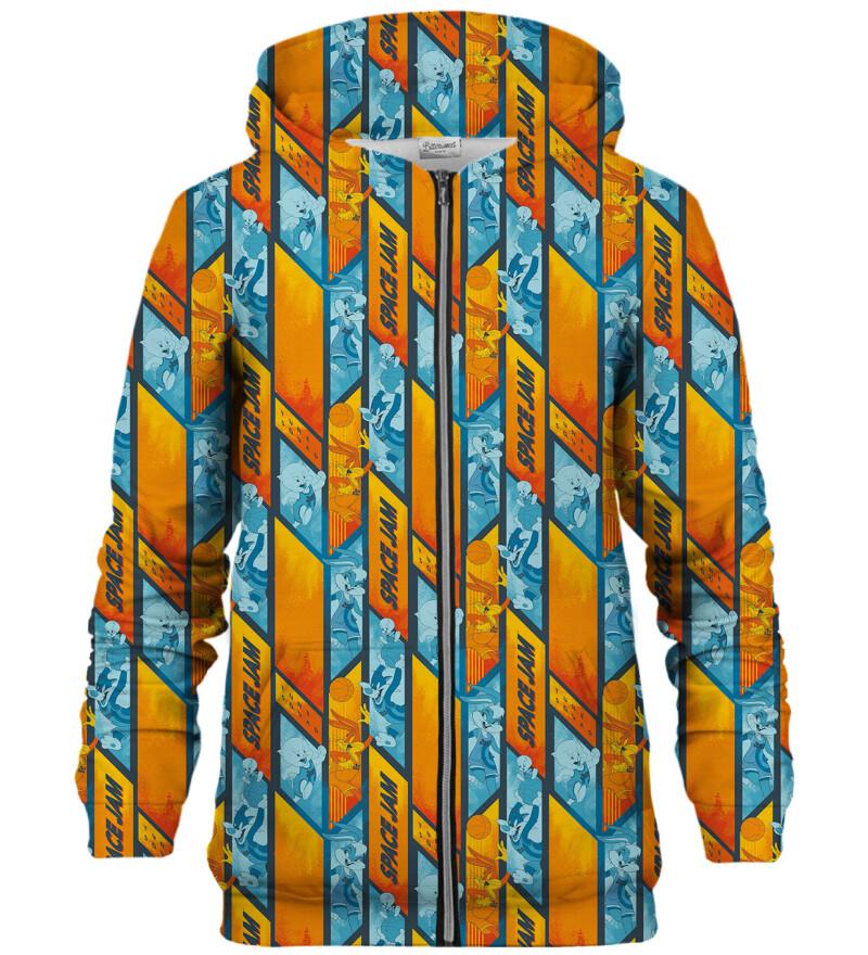 Bluza z zamkiem Team Tune