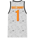 Bugs Bunny Tune Squad white jersey