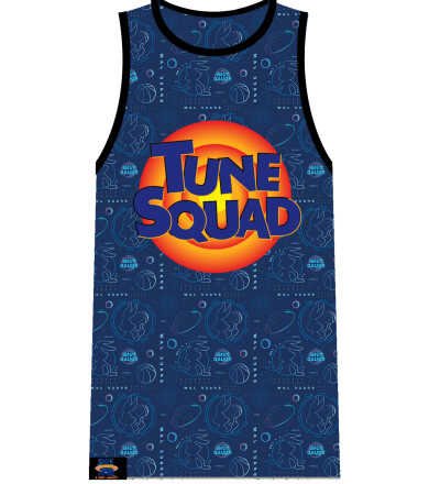 Sylvester Tune Squad jersey