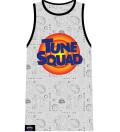 Taz Tune Squad white jersey