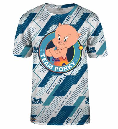 T-shirt Porky Pig Jersey