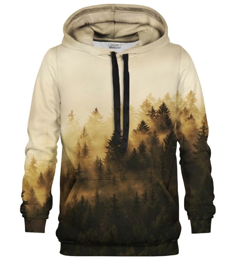 Sunny Morning Forest hoodie