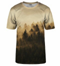 Sunny Morning Forest t-shirt