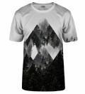 Rombic Forest Grey t-shirt