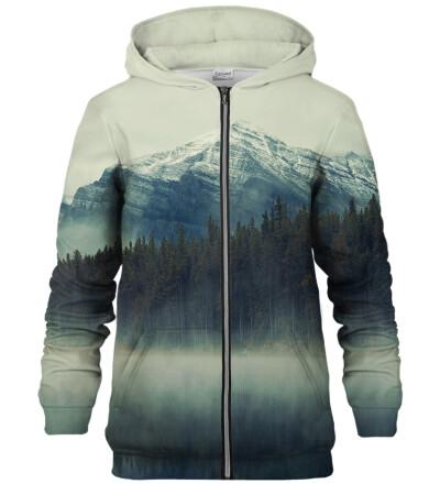 Reflection Lake zip up hoodie