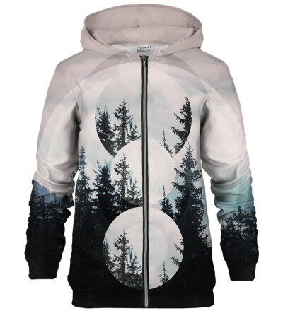 Circular Forest zip up hoodie