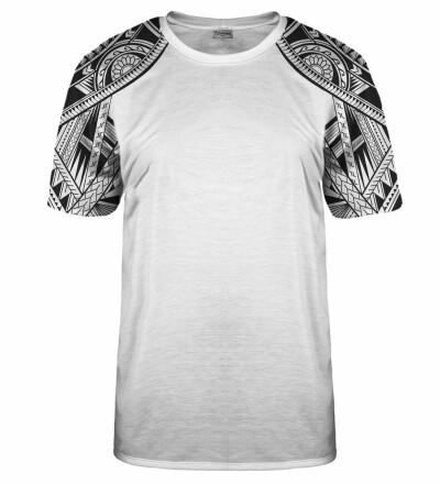 T-shirt Polynesian Face