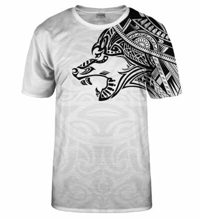 Polynesian Wolf t-shirt