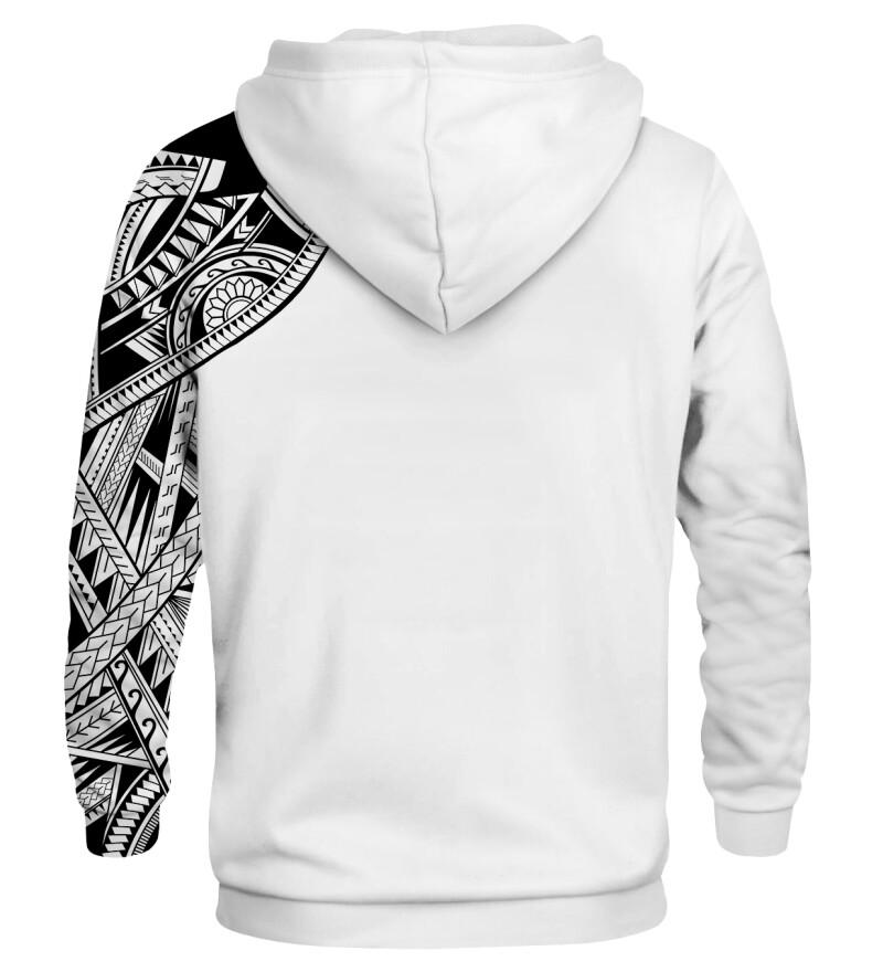 Polynesian Wolf hoodie