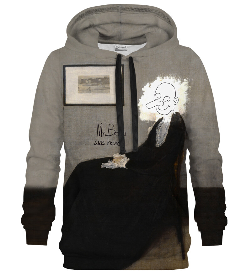 Whistler Mother remake hoodie