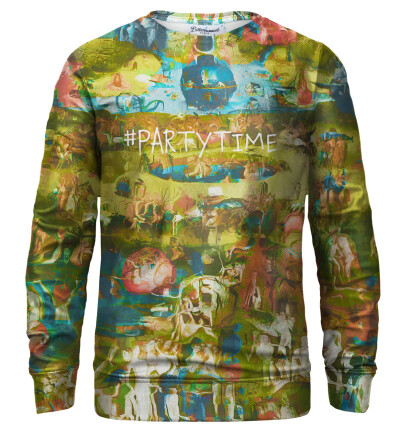 Bluza Earthly Delights