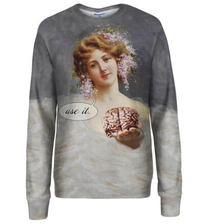 Use It womens sweatshirt