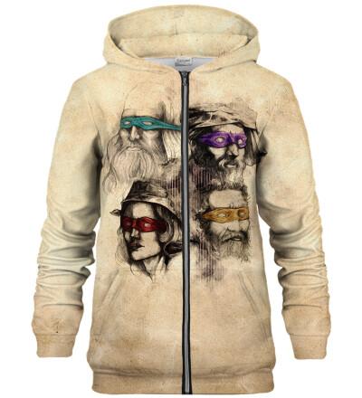 Bluza z zamkiem Ninja Artists