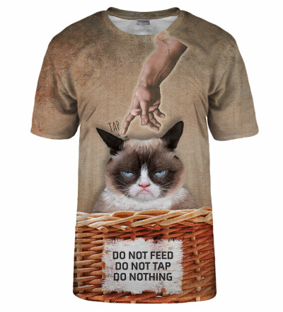 Don't tap t-shirt
