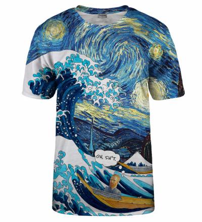 Night Trouble t-shirt