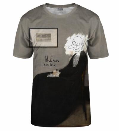 T-shirt Whistler Mother remake