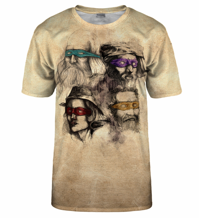 Ninja Artists t-shirt
