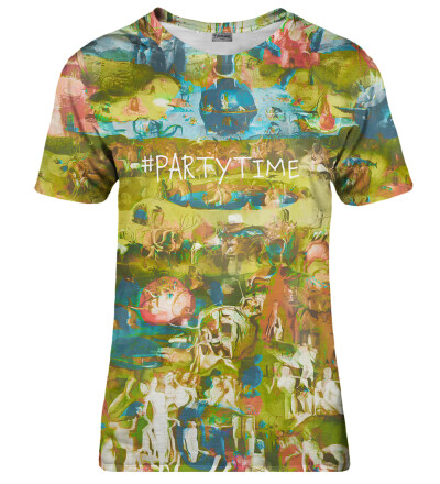 Earthly Delights womens t-shirt