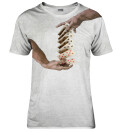 God deals the card womens t-shirt