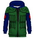 Green Ninja hoodie