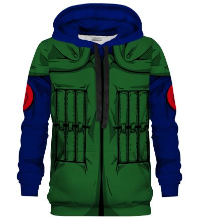 Green Ninja hættetrøje
