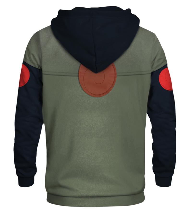 Printed Hoodie - Ninja