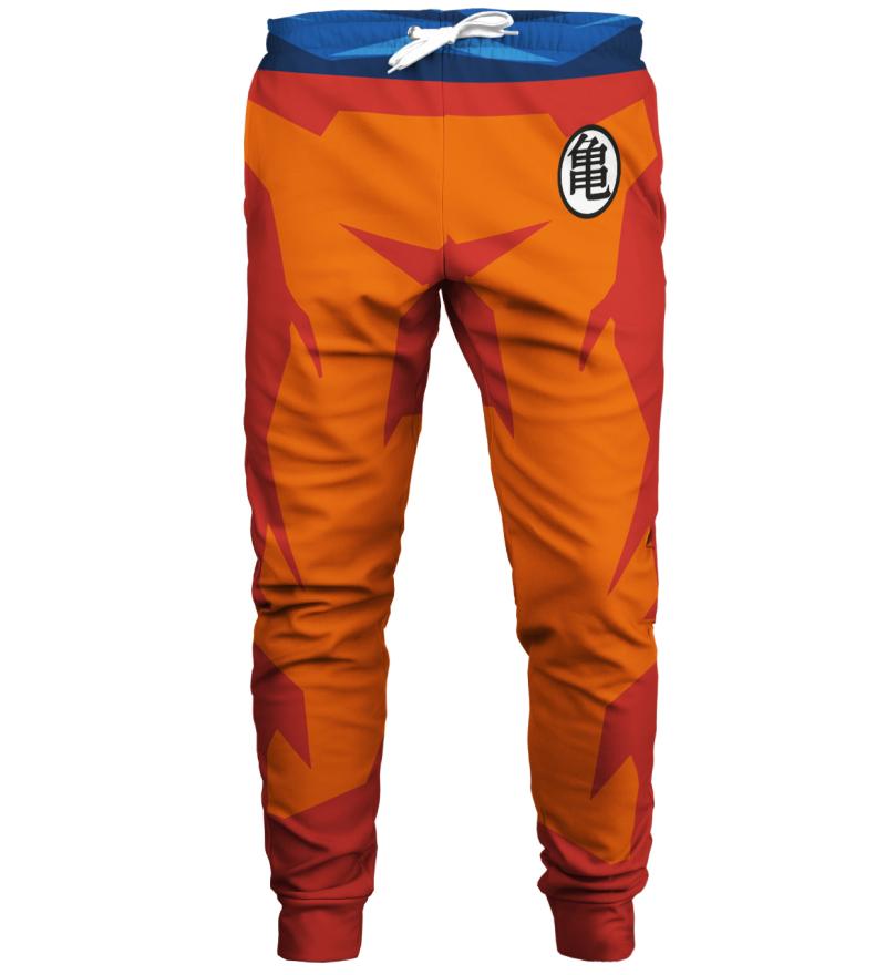 SSJ pants