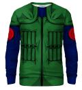 Green Ninja  sweatshirt