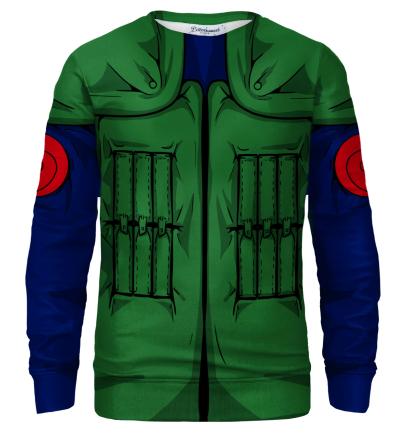 Green Ninja bluse med tryk