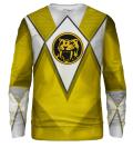 Sabre-toothed Tiger Sign sweatshirt