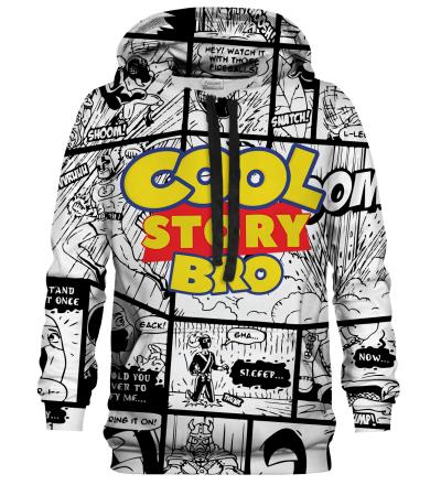 Bluza z kapturem Cool story
