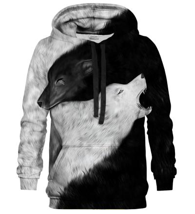 Bluza z kapturem YY Wolves