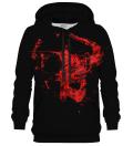 Printed Hoodie - Bloody Viking