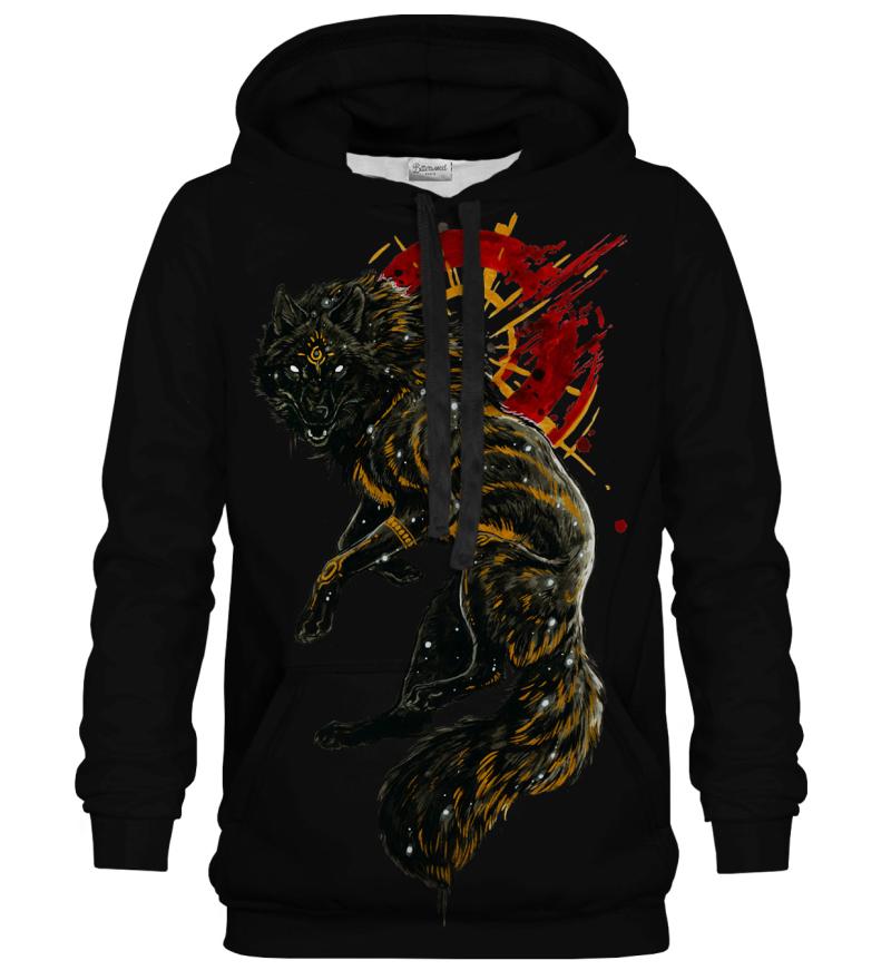 Amarok Black hoodie