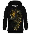 Sanzuwu Black hoodie