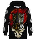 Mexican Balam Black hoodie