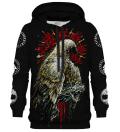 Nordic Hraesvelgr Black hoodie